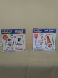 Puzzle cards new in box $5 each Wilmington, 28409