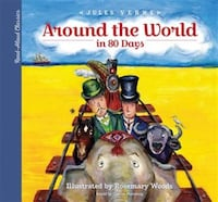 READ-ALOUD CLASSICS: AROUND THE WORLD IN 80 DAYS HARDCOVER BOOK Vancouver