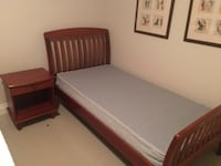 $ 150 Twin bed and night table TORONTO