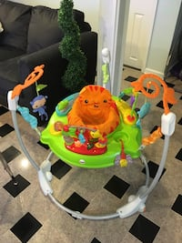 Fisher Price jumperoo/bouncer  Rockville, 20850