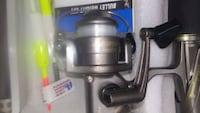 black and gray fishing reel Covina, 91723