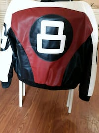 black and red 8Ball butter soft leather Hilton Head Island, 29928