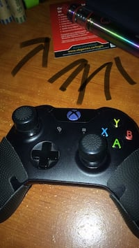 (V3pe not controller)Black xbox one game controller Surrey, V3S 8T1