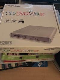 Memorex CD/DVD Writer