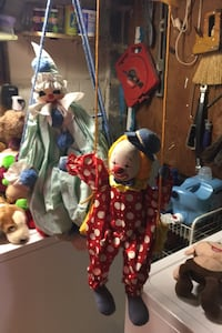 Very old dolls/clowns Alexandria, 22303