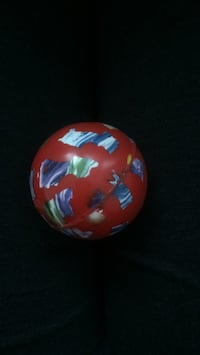 Red bouncy ball Markham, L6C 0S6