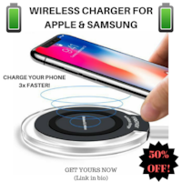 Wireless Charger Mississauga