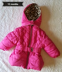 Baby's size 12 months winter jacket  Palmyra, 22963