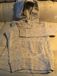 Crew cuts grey hoodie, Size boy's 8 year. Mississauga, L5L 2S5