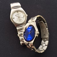 Two Men's Watches Los Angeles, 90025