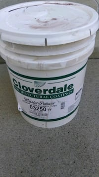 4 GALLONS TINTED EGGSHELL LATEX RECENT PURCHASE Edmonton, T5Z 2T1