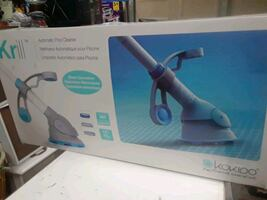 New in box Krill automatic pool cleaner