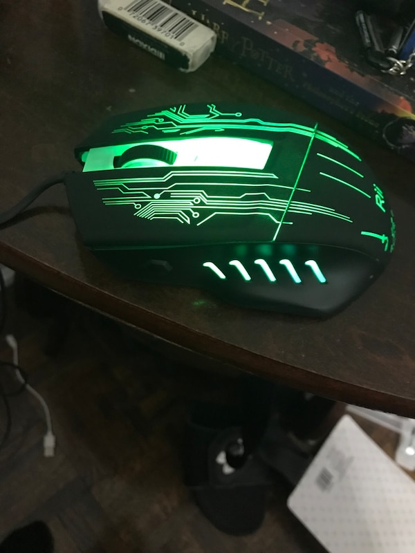 Gaming mouse 656b6d99-86f7-4447-b313-fe2bef3379c6