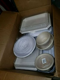 Biodegradable / recyclable food packaging Norfolk, 23513