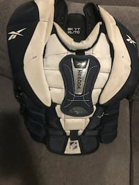 Reebok goalie chest protector  youth XL
