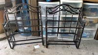 Metal shelf $30 each....
