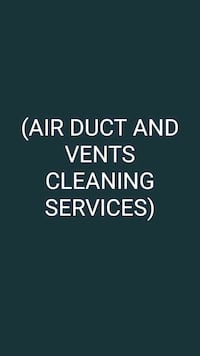 Air Duct And Vents Cleaning Services Springfield