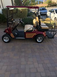 2003 All Electric 4 Seater Woody EX-GO Palm Springs, 92262