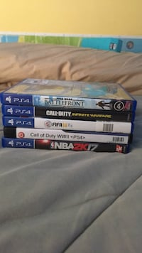 ps4 games Stafford, 22556