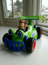Fisher Price Woody & RC Nashua, 03064