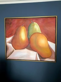 Pear Painting Montreal