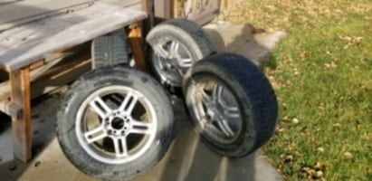 Tires and Spares