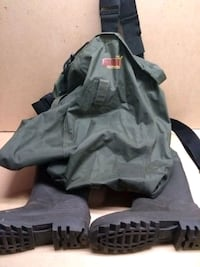 Bushline outdoor chest waders St. Catharines, L2N 2C1