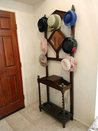Hat collection & Rack Henderson, 89074