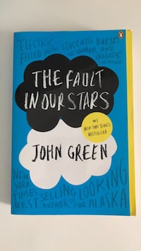 The Fault In Our Stars Book Springwater, L4M