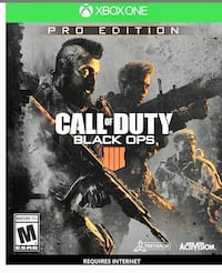 Black Ops 4 Pro Edition Xbox one Cromwell, 06416