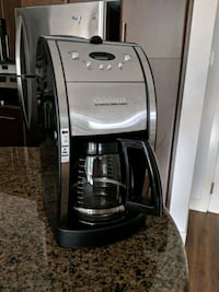 Grind&brew automatic coffeemaker Port Coquitlam, V3C 0A1