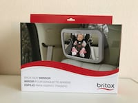 NEW BRITAX Back Seat Baby Car Seat Child View Mirror Fremont, 94538