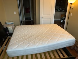 IKEA queen size mattress