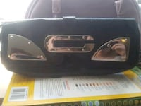 black and gray car stereo 551 km