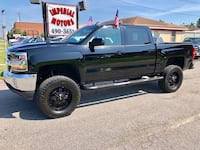 Chevrolet Silverado 1500 2016 Virginia Beach