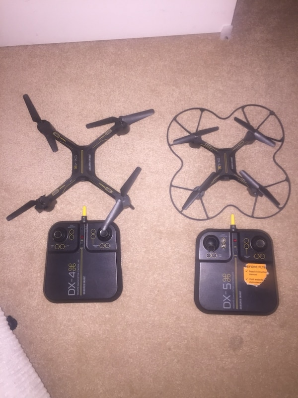 Used Dx 4 Dx 5 Sharper Image Drones For Sale In Tracy Letgo