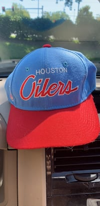 Houston Oilers Hat Nashville