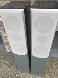Two tall speakers Langley Twp, V4W 3A7