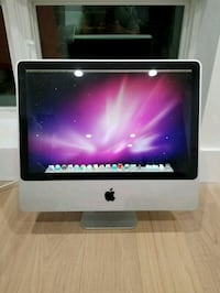 silver iMac with magic keyboard and mouse Queens, 11102