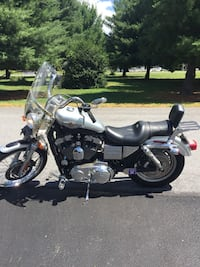HD 2003 Anniversary Edition excellent condition. Garage kept. Lots of extras. 5000 miles.