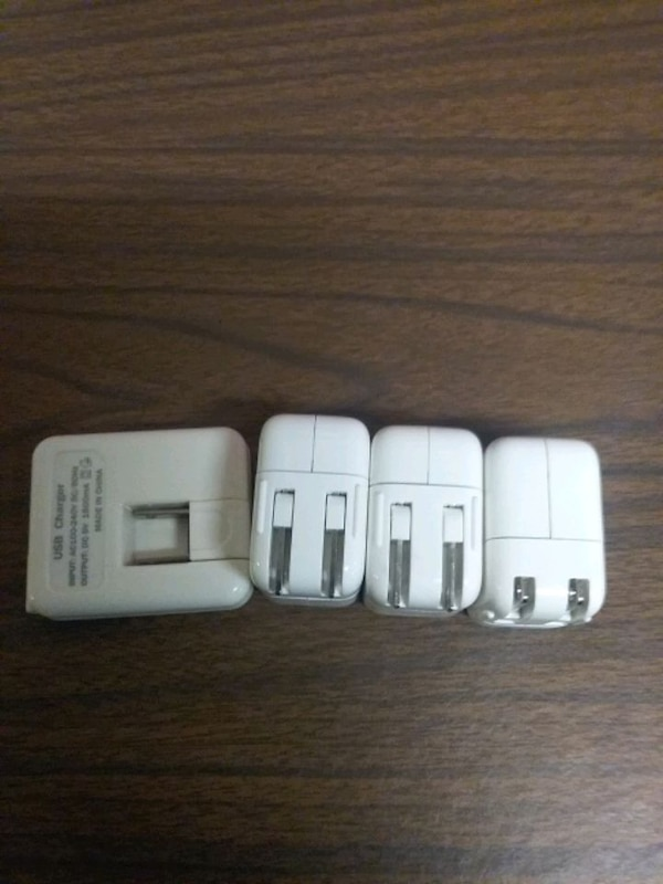 Family pack chargers