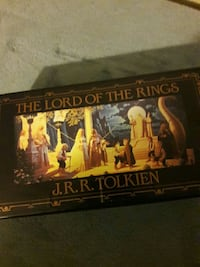 The Lord of the Rings poster Lenoir, 28645
