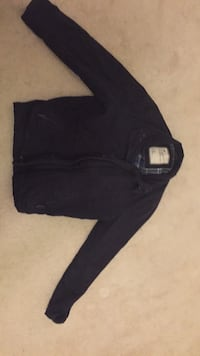 Black zip-up jacket-Large Woodbridge, 22193