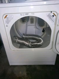 white front-load clothes washer Wichita, 67220