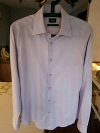 Mexx Dress Shirt (Light Purple) Toronto, M2J