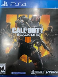 Call of Duty Black Ops 3 Xbox 360 game case Upland, 91784
