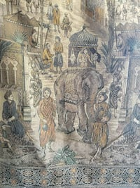 Elephant tapestry/wall hanging