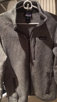 Patagonia mens full zip fleece size Small Washington, 20009