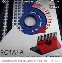 360 Rotating stand case for iPad pro screenshot Toronto