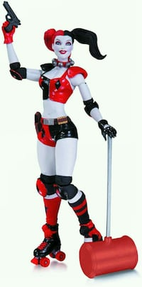 Harley Quinn the new 52 action figure